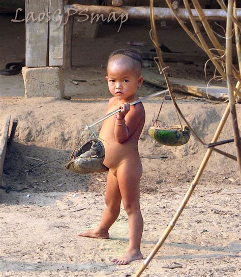 Photographs Of Rural Laos And Its People Laos Gps Map