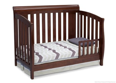 Delta Crib Conversion To Size Bed by Clermont 4 In 1 Crib Delta Children S Products