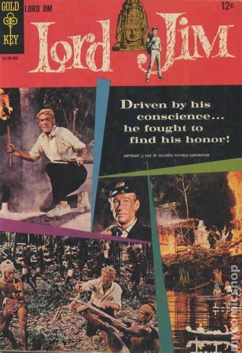 film with cartoon books lord jim 1965 movie comics comic books