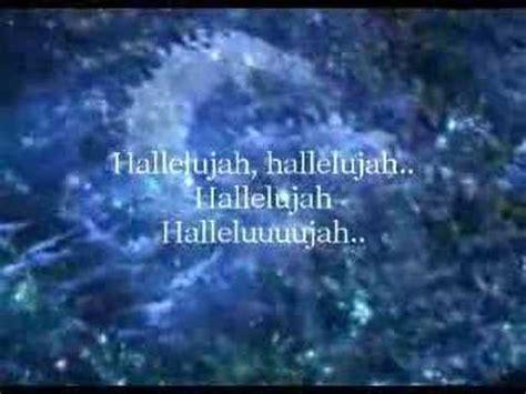 hallelujah karaoke full version hallelujah leonard cohen christian lyrics doovi