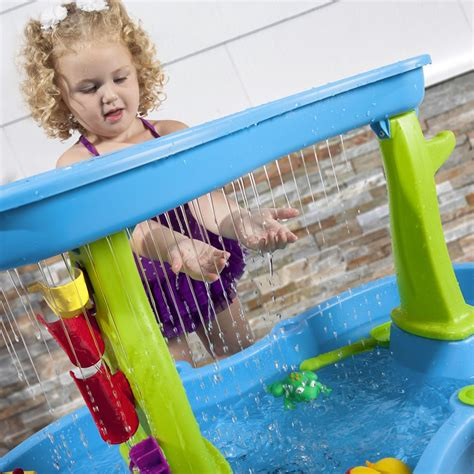 step2 showers water table galleon step2 showers splash pond water table playset
