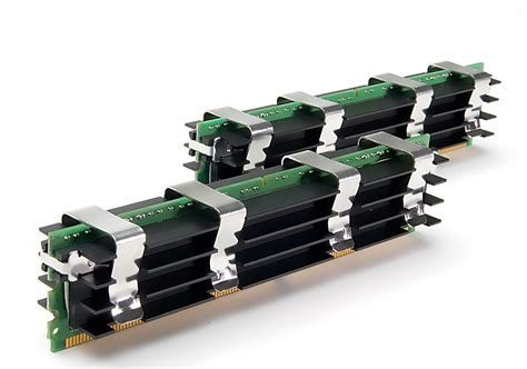 fb dimms 4gb fully buffered pc2 5300 ecc fb dimm 2 x 2gb memory