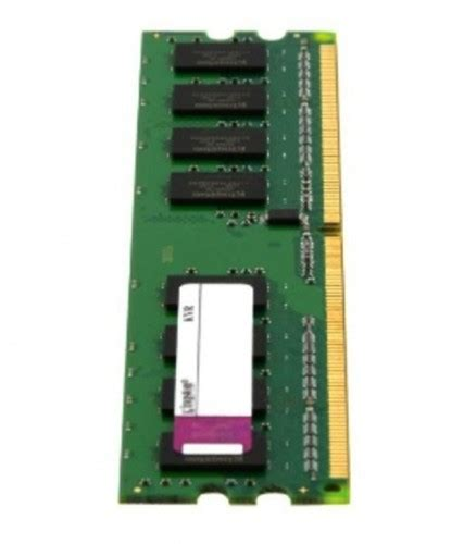Ram Pc 1 Giga kingston ddr2 1 gb pc ram only at rs 399