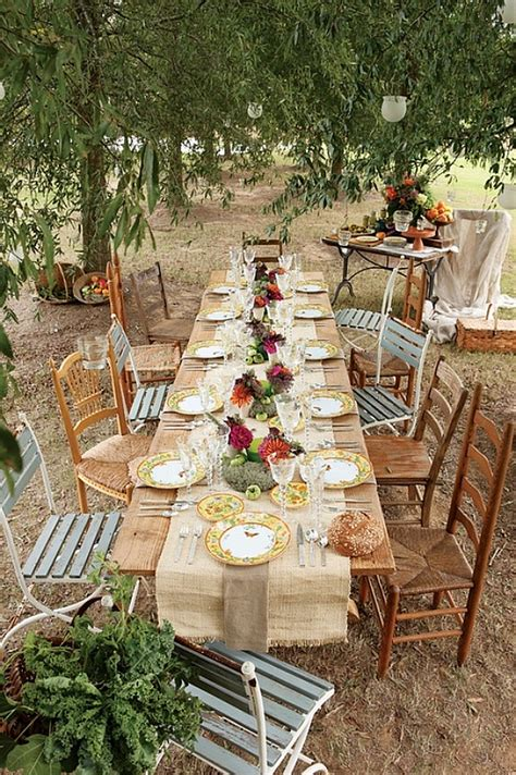 outdoor table decoration ideas photograph outdoor table se