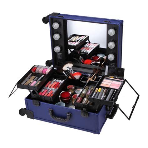 professional makeup case with lights makeup box case makeup vidalondon