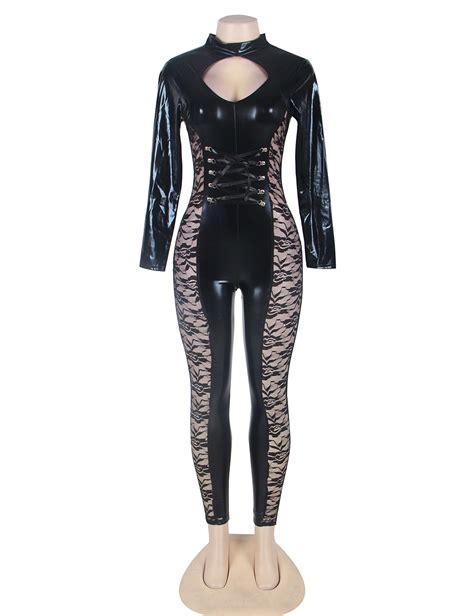 pattern jumpsuits rj80219 one piece set pattern floral lace jumpsuit new