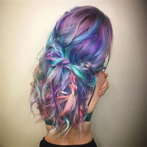 bright colored hair best 25 bright hair colors ideas on awesome