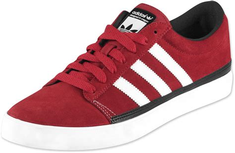 adidas red shoes adidas rayado lo shoes red black white