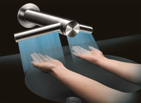 Dyson?s £1,000 Airblade Tap hand dryer washes and dries your hands   HomeTone.org