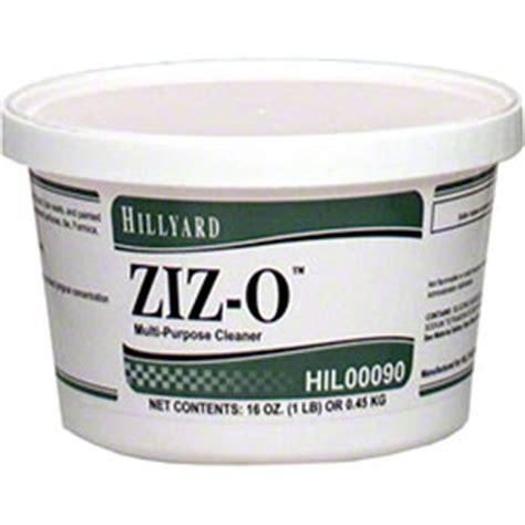 hillyard ziz o 174 paste cleaner 1 lb tub kss enterprises