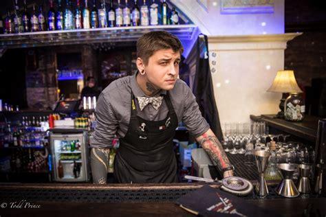 bartender tattoos sergei voronezh bartender lover shades of russia