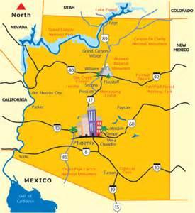 colorado arizona map 2011 sorce science meeting