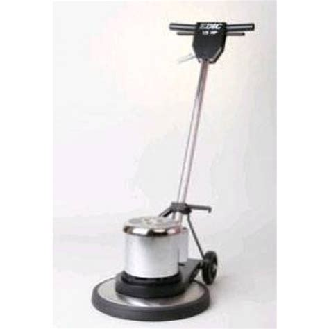 swing machine 17 inch edic low speed floor scrubbing swing machine