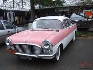 Vauxhall Cresta Vauxhall Cresta Pa 1962