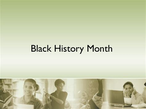 Black History Background Black History Powerpoint Templates
