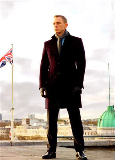 Bond Wardrobe by Bond Skyfall Suits Skyfall Costume Designer