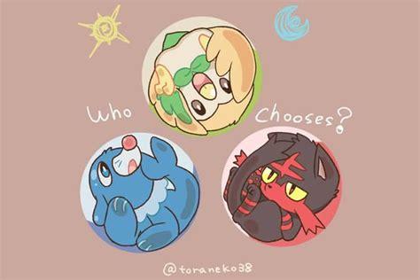 imagenes de pokemon sol y luna iniciales pok 233 mon sol luna los mejores fan arts y memes de los