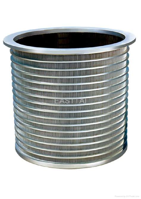 screen baskets pressure slot screen basket of pressure screen for pulping es1123 11231 easttai