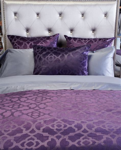 purple and silver bedding 85 best images about beautiful bedding on pinterest