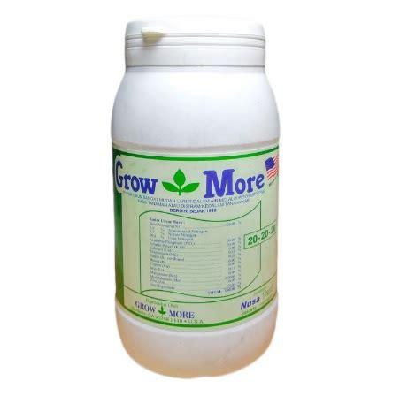 Harga Pupuk Anggrek Growmore pupuk growmore 20 20 20 454 gram bibitbunga
