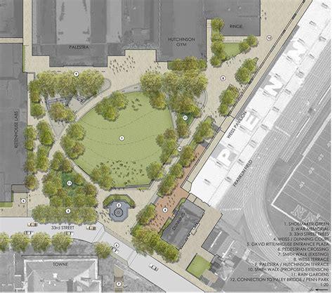 Courtyard Plans by 01 Plan Render 171 Landscape Architecture Works Landezine