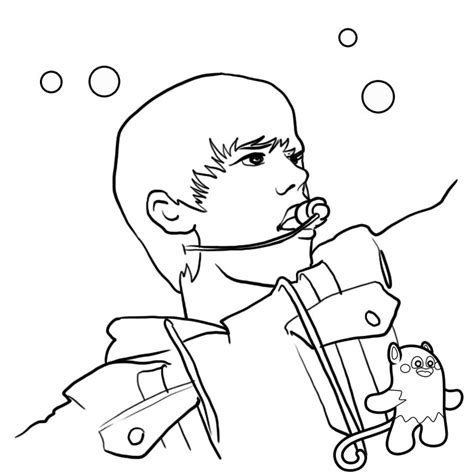 justin bieber coloring pages games new justin bieber coloring pages