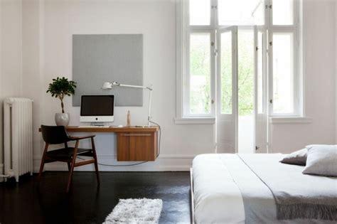minimalist room tumblr bureau suspendu de beaux exemples de petits meubles