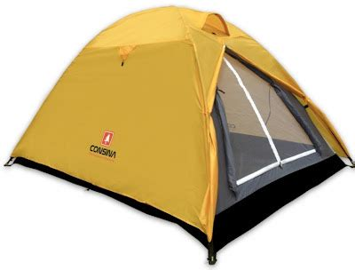 Tenda Magnum 6 Consina tenda tunnel consina 4 persons consina
