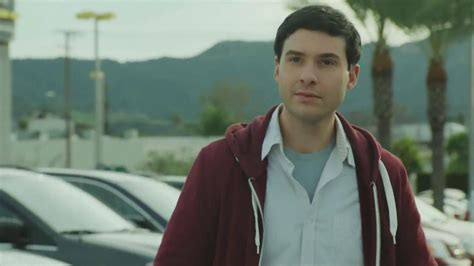 who is the carmax actor carmax tv commercial time for a new van ispot tv