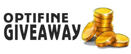 Optifine Cape Giveaway - optifine cape giveaway
