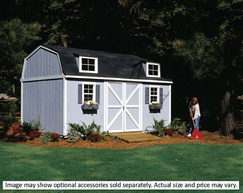 Princeton Shed by Handy Home Princeton 10 215 10 Shed