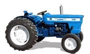 tractordata com long 350 tractor information