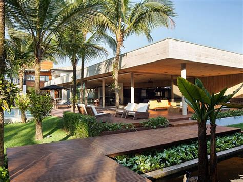 mz pavillon a luxurious pavilion to marvel at house mz in s 227 o paulo