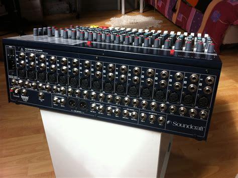 Mixer Soundcraft Fx16ii soundcraft fx16ii image 376036 audiofanzine