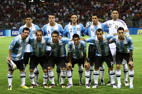 Argentina Football Team Football Clubs In Argentina