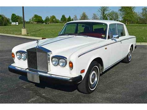 1980 rolls royce silver shadow for sale on classiccars
