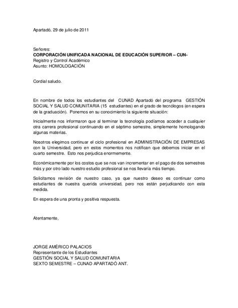 carta de cancelacion de materias uptc carta a registro y acad 233 mico