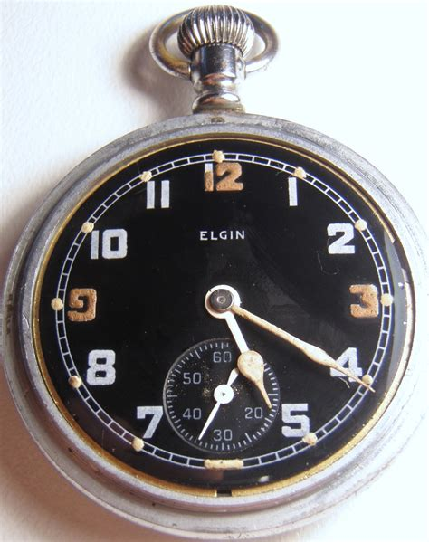 dc s watches elgin pocket size 16 9 jewels
