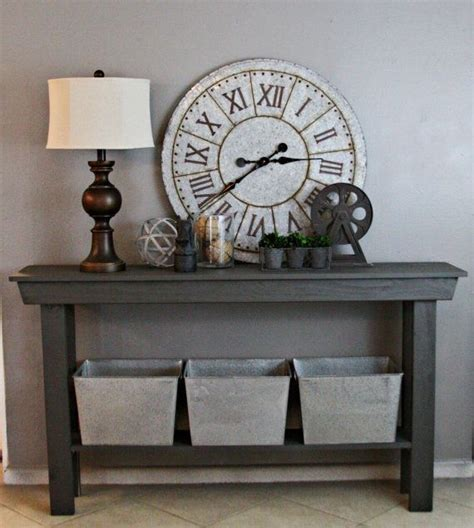 Entry Way Table Decorating 25 best ideas about entry tables on pinterest entryway