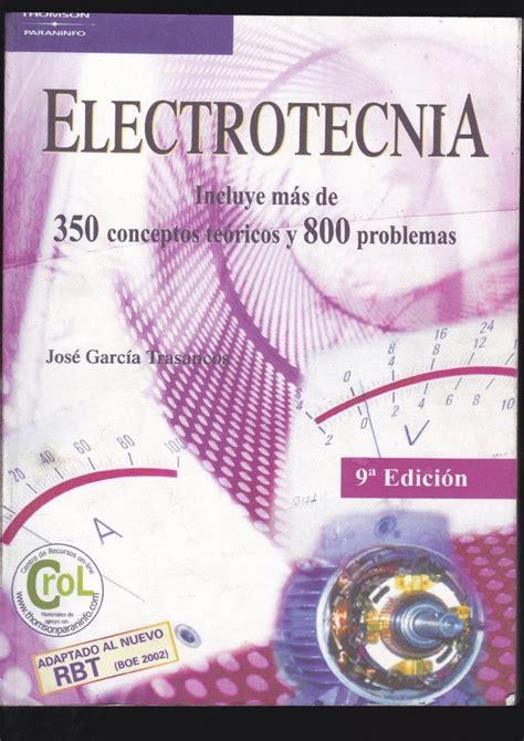 jose garcia trasancos electrotecnia de jose garcia trasancos pdf ideas