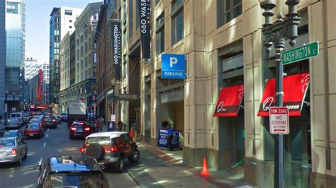 660 Washington Garage by Boston Parking From 12 Find Book Parking Spots In