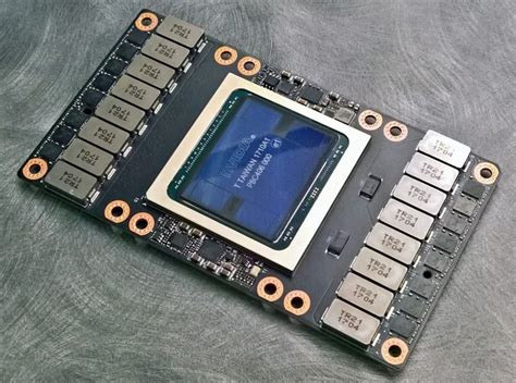 nvidia unveils beastly tesla v100 powered by volta gpu