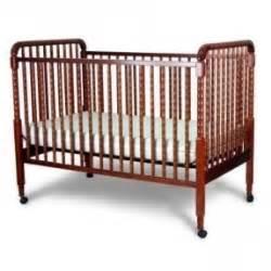 Cherry Oak Crib by Line Lind Crib Foter