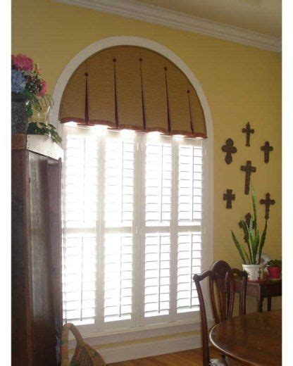 curtains for arch taylored drapery for arched windows google search