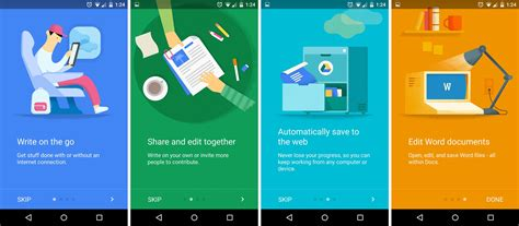 docs apk apk docs updated to v1 3 422 14 35 gets material design makeover the android soul