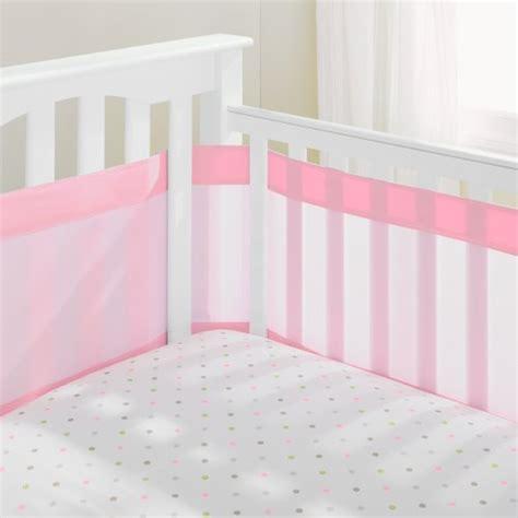 Baby Crib Liner by Airflow Baby 14 Mesh Crib Liner Babyszone Baby