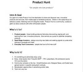 Product Design Requirements Template by Doc 585480 Sle Product Description Template 10
