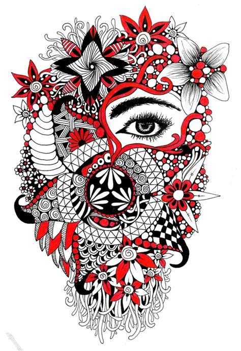doodle flowers explosion doodle drawing 3 flower explosion ink pen doodles joanna ciolek