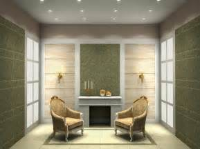 Fireplace and wall unit ideas