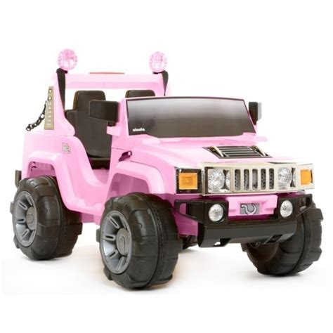 pink toy jeep where to buy 12v kids ride on pink girls hummer jeep a